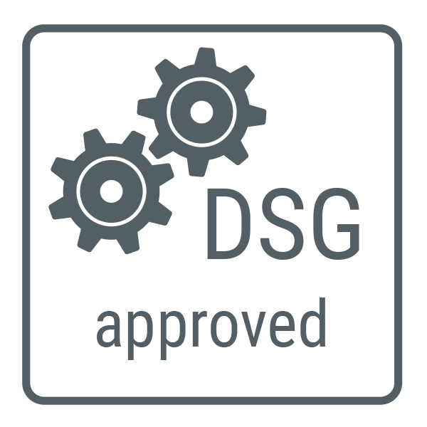 DSG-approved