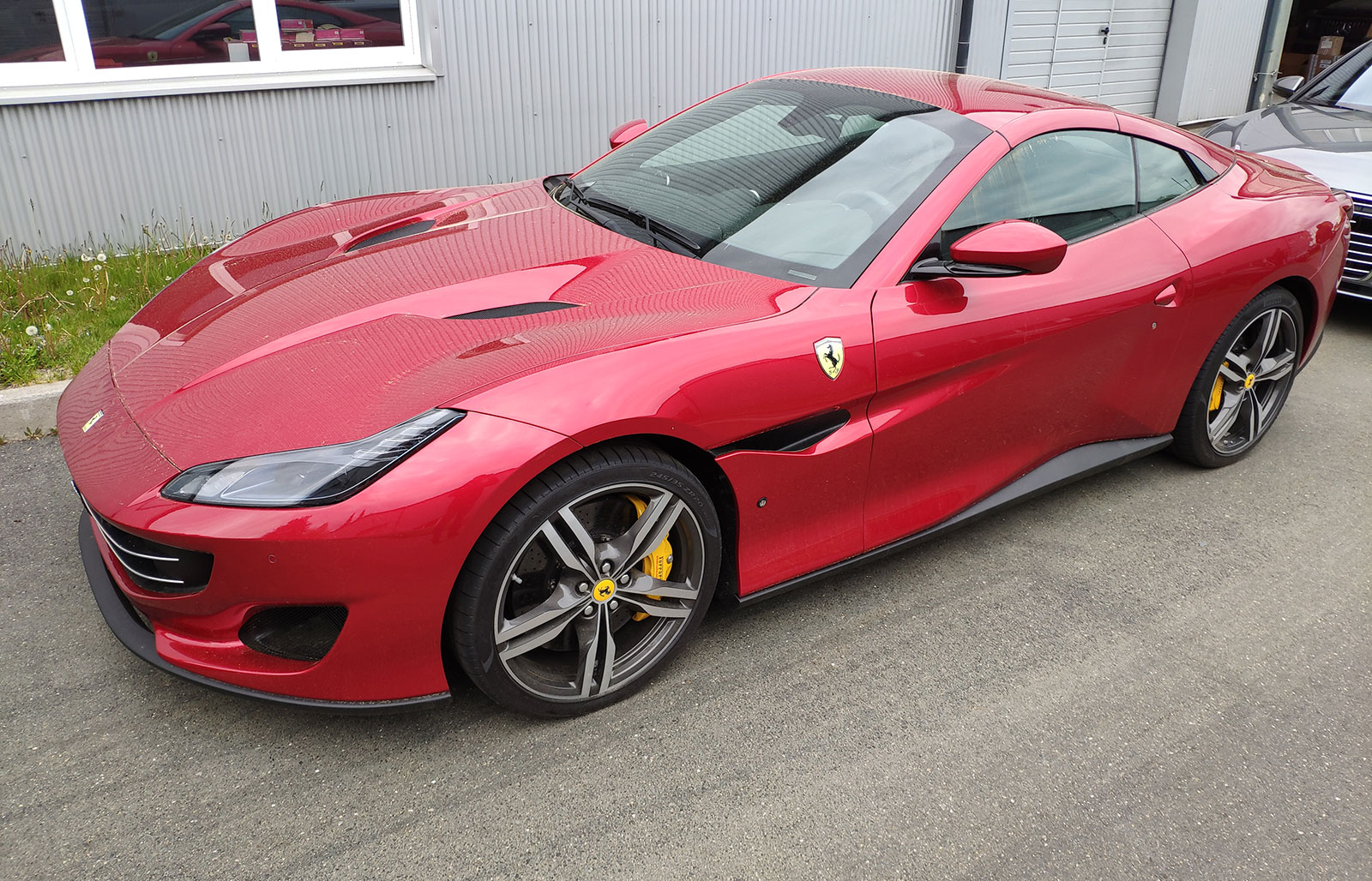Ferrari Portofino - the Italian gets a few extra horses