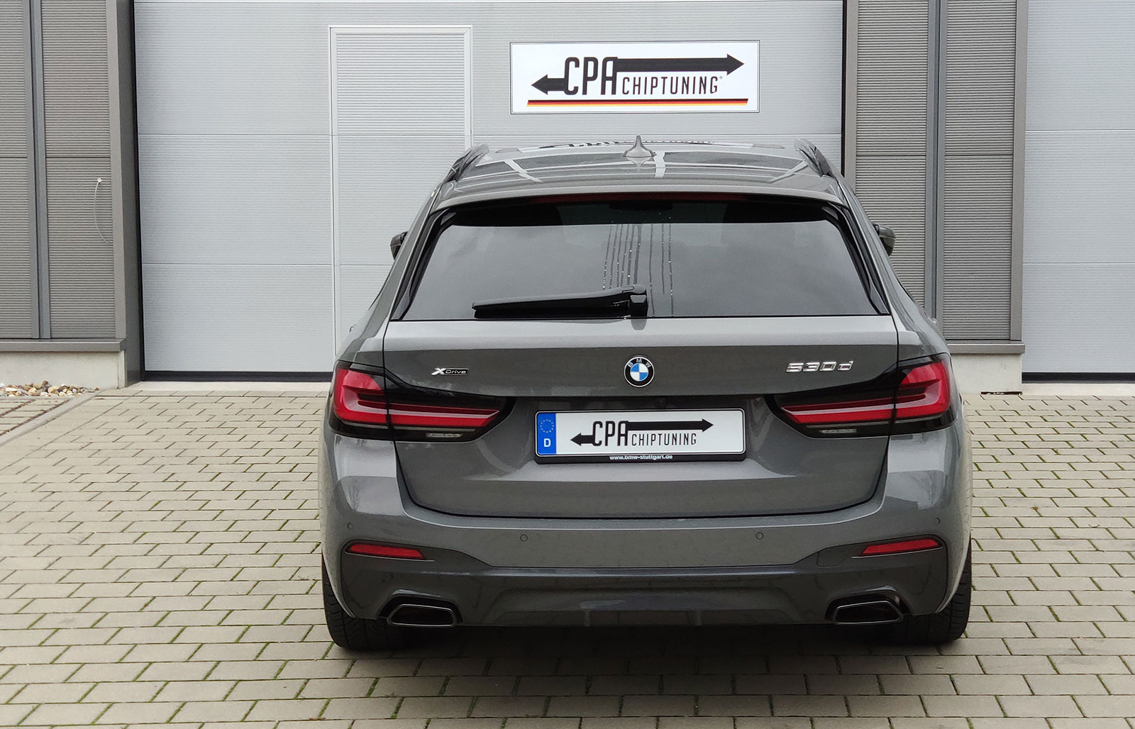 BMW 5er (G30) 530d xDrive chiptuning