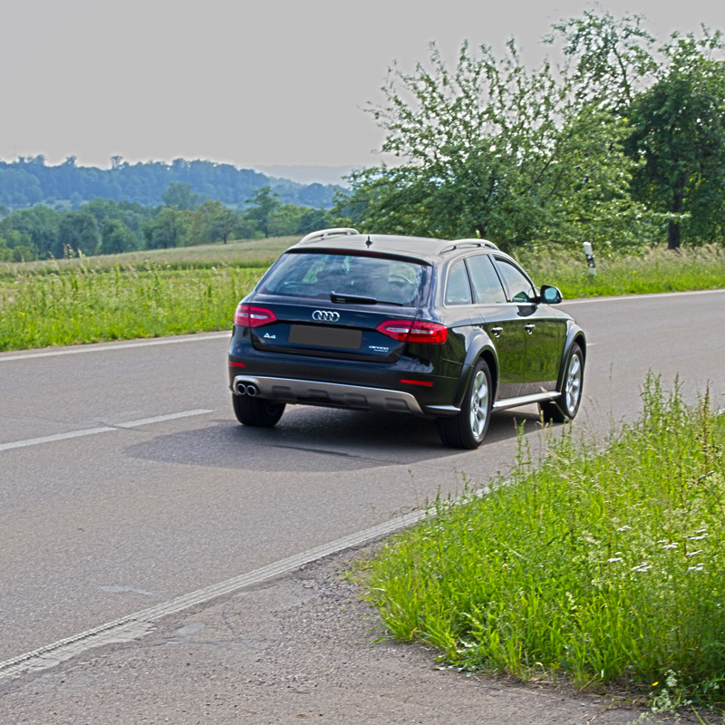 Tested - The Audi A4 2.0 TDI (140kW)