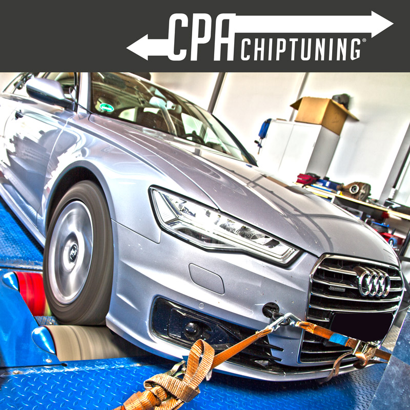 CPA PowerBox for the Audi A6 (C7) 3.0 TDI clean diesel