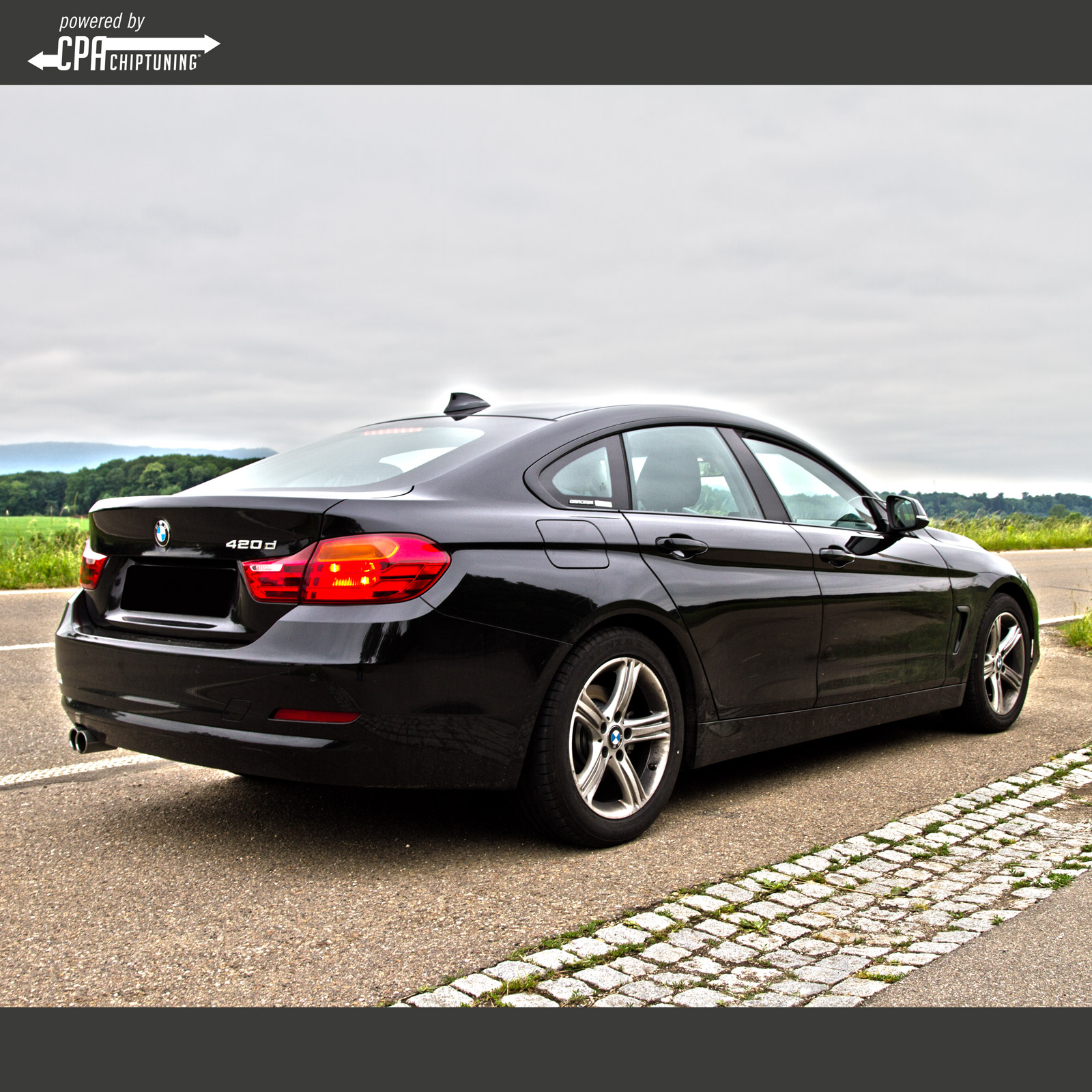 In test – the BMW 420d