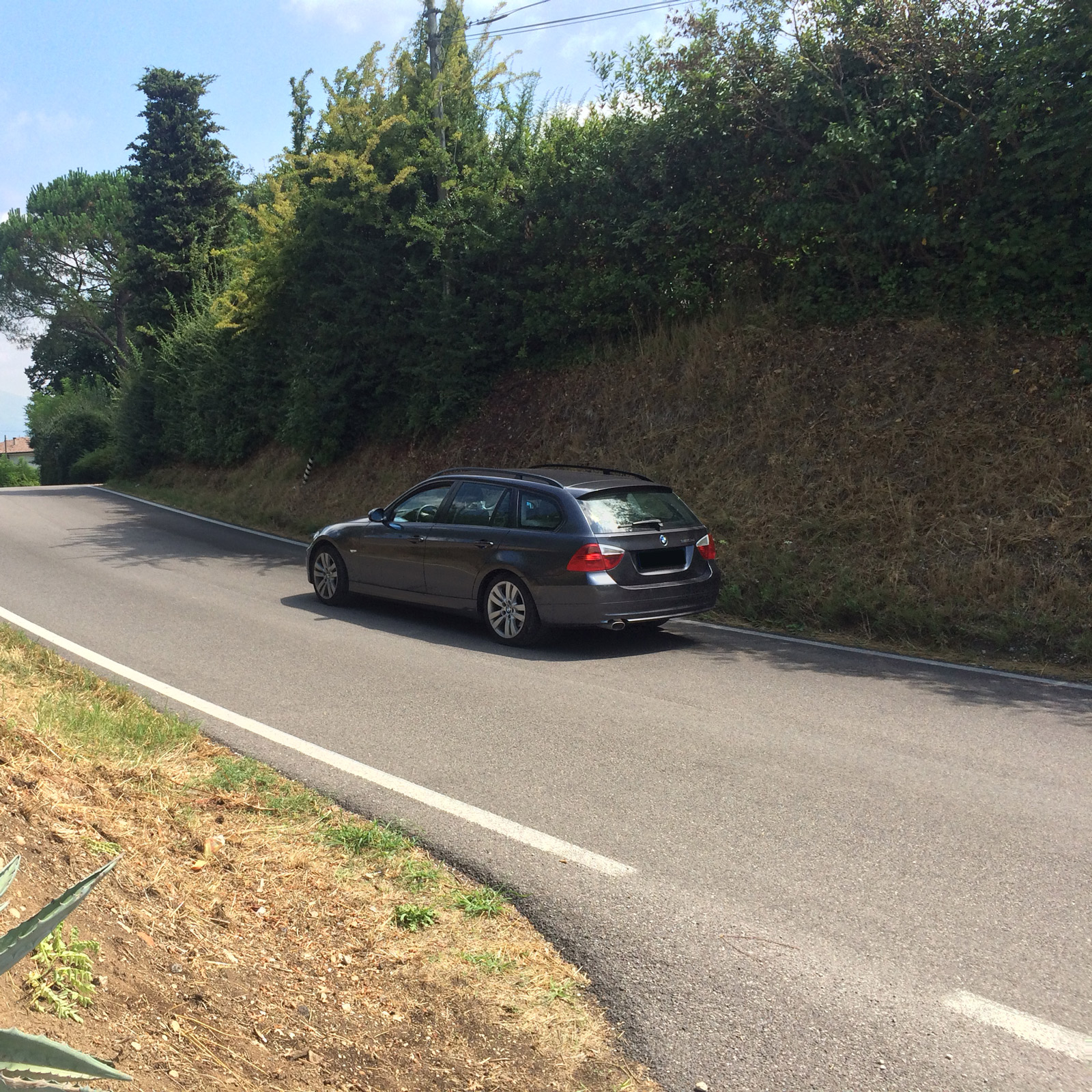 Daily test with the BMW 320d (E90) 130 kW