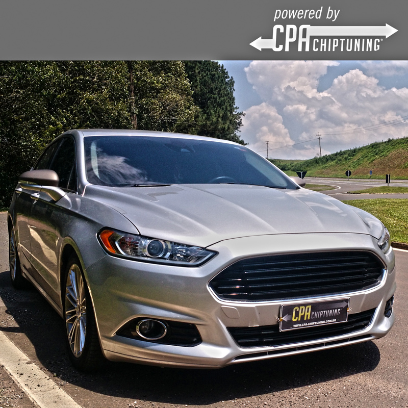In test: Ford Fusion 2.0 EcoBoost read more