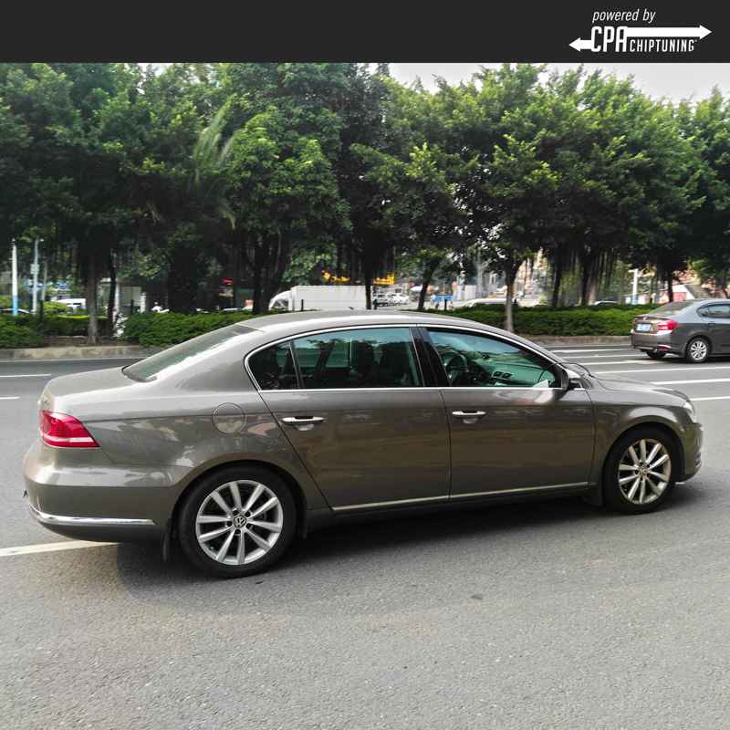 The tip of the approvals - VW Passat 1.4 TSI read more