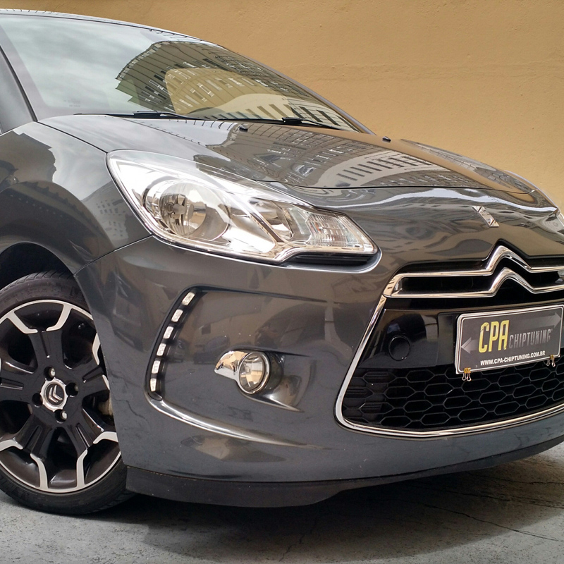Citroen DS3 110 FAP in the test read more
