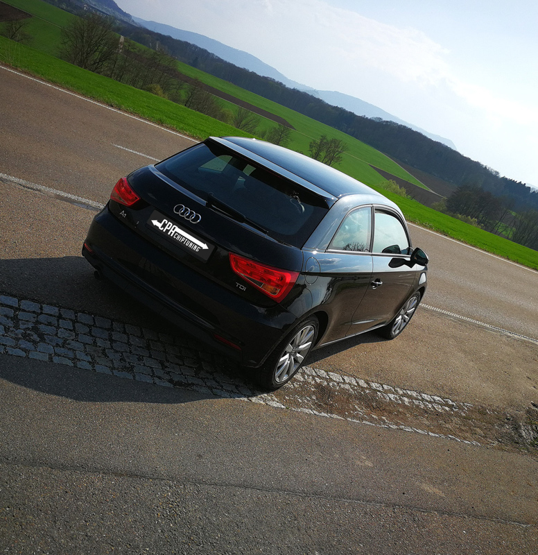 Long-term test: Audi A1 1.4 TDI and CPA Connective System read more