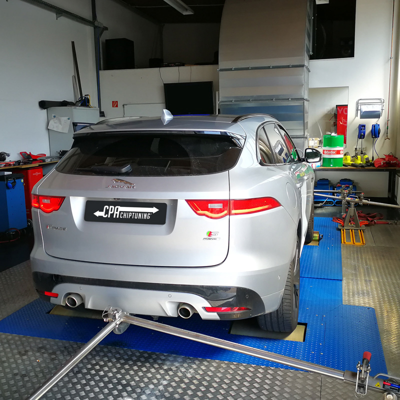 On the dyno: Jaguar F-Pace 30d read more