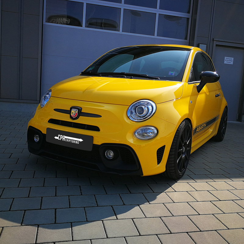 Abarth 695 Tributo Ferrari 1.4T 132 kW read more