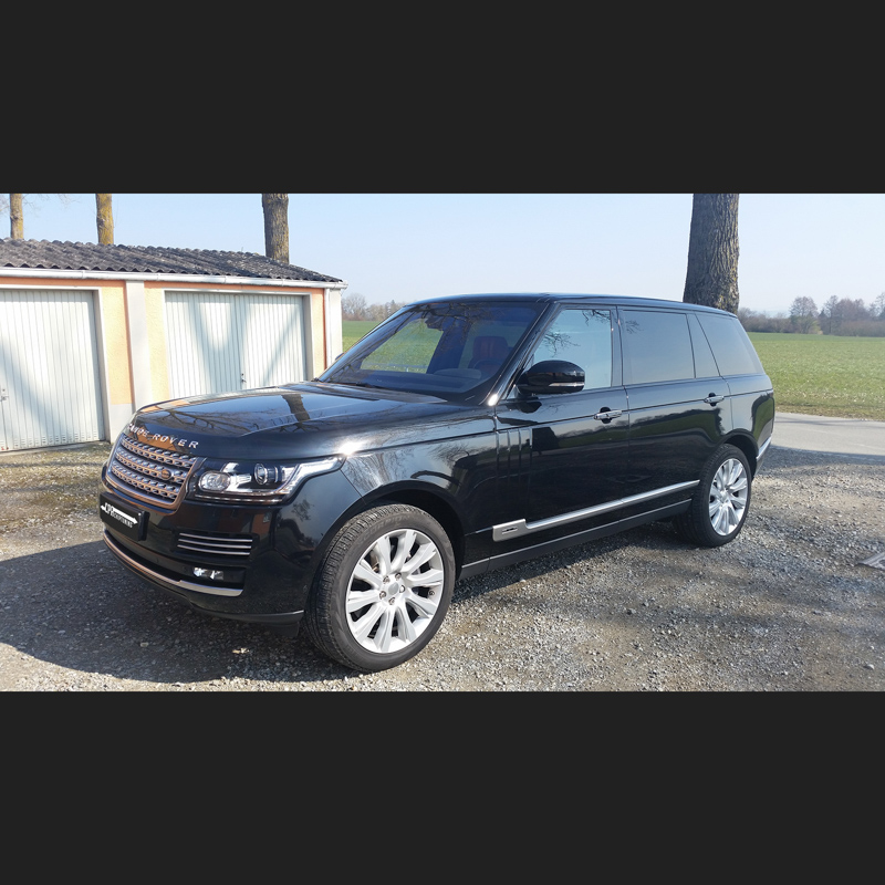 Land Rover Range Rover SDV8 read more