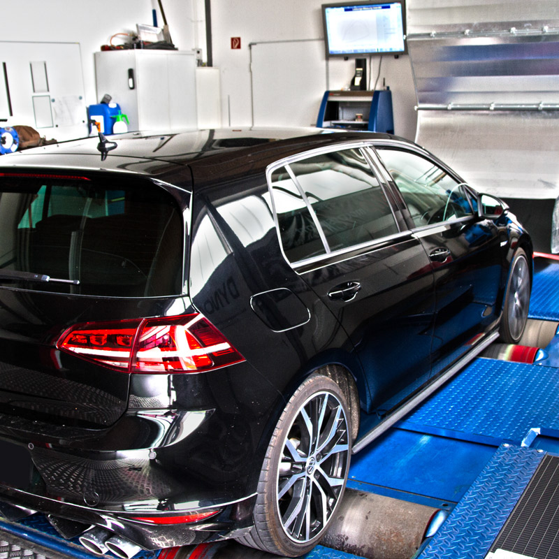 The Golf VII GTD – a sensation of sounds by VW? read more