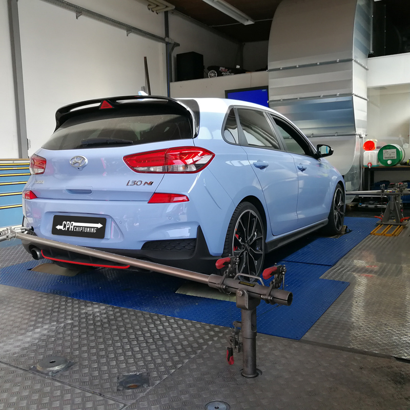 Hyundai i30 N T GDI Performance read more