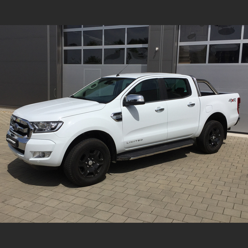 More power for the Ford Ranger read more