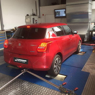 Performance optimization for the Suzuki Swift read more