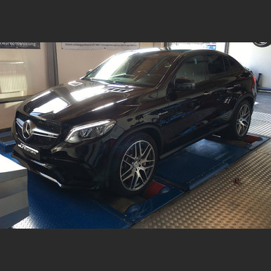 Batman would be jealous: GLE 63 4MATIC Coupe on the dyno read more