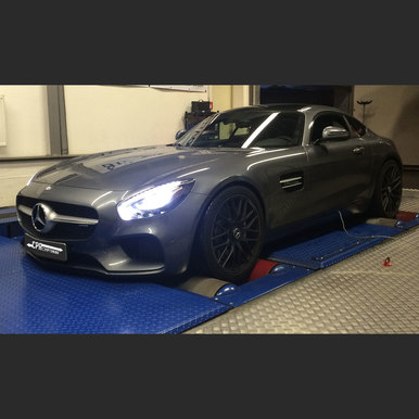 Only flying is better: AMG GT with CPA chiptuning read more