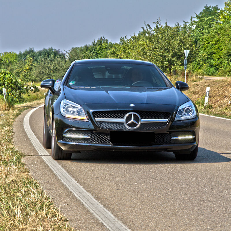 In test: Mercedes SLK 250 CDI read more